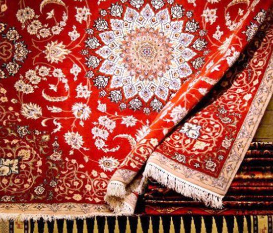 اهمیت نقش فرش در دکوراسیون