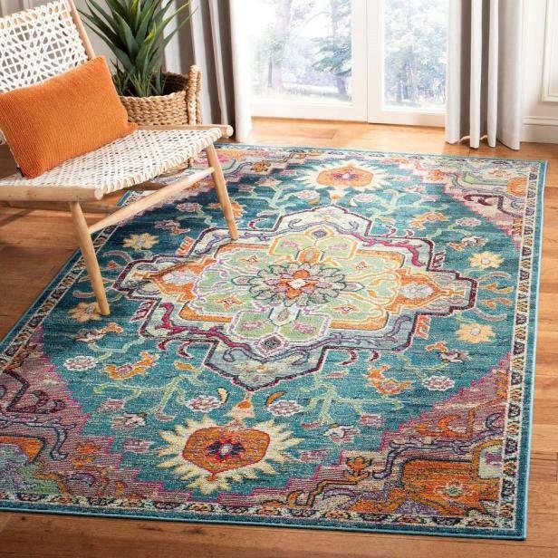 جایگاه فرش در منزل