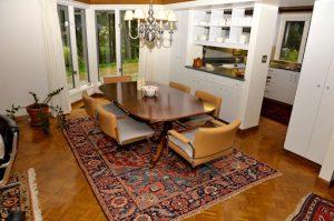 نقش فرش در طراحی داخلی