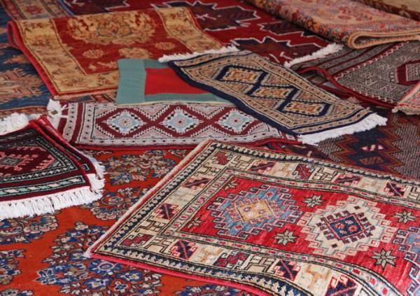 شستشوی فرش دستباف در اصفهان